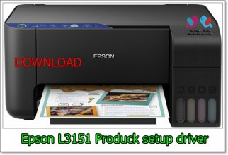 Epson L3151 auto Driver Download win 10 64 Bit