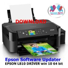 Epson L810 Wifi Driver İndirme Windows 10 64 Bit full