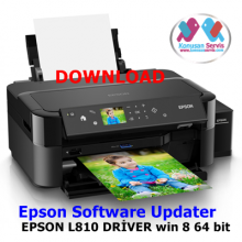 Epson L810 Sürücü İndirme Windows 8 64 Bit full