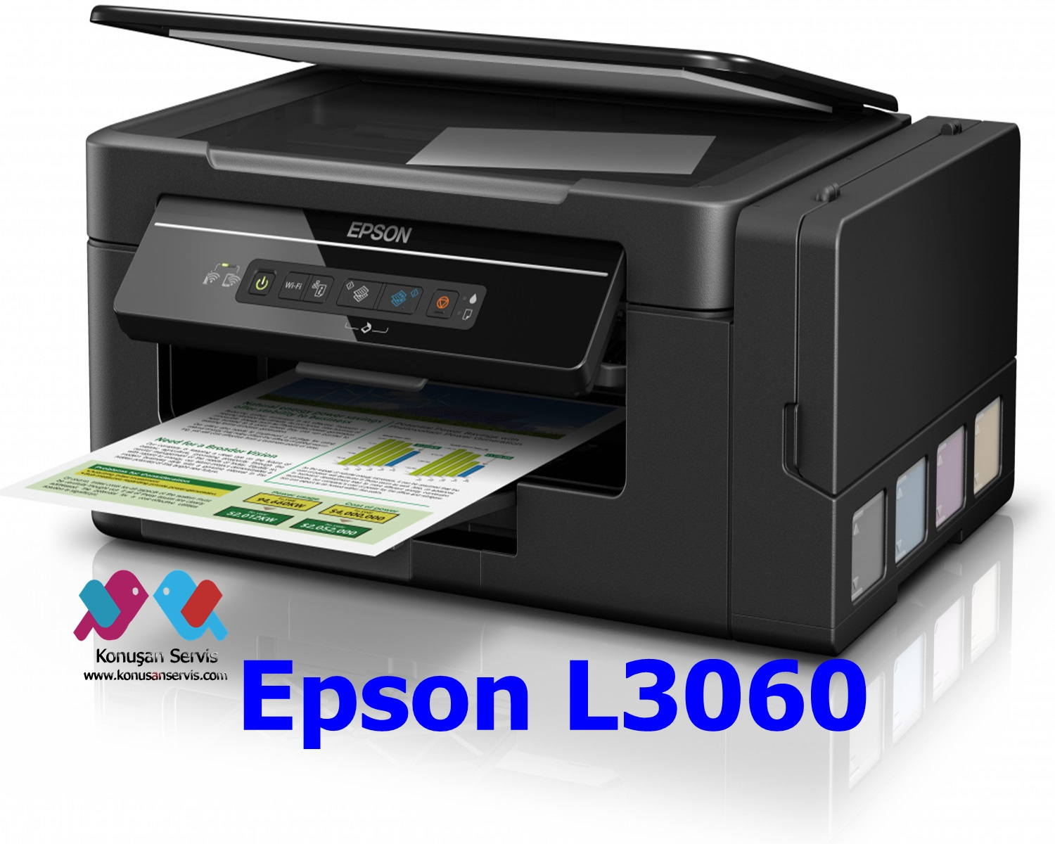 Epson EcoTank ITS L3060 Windows 10 64 Bit Full Driver